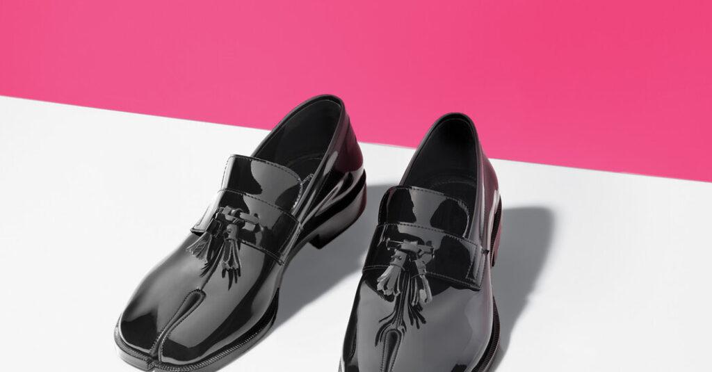 For Spring Promenades, Consider Tassel Loafers
