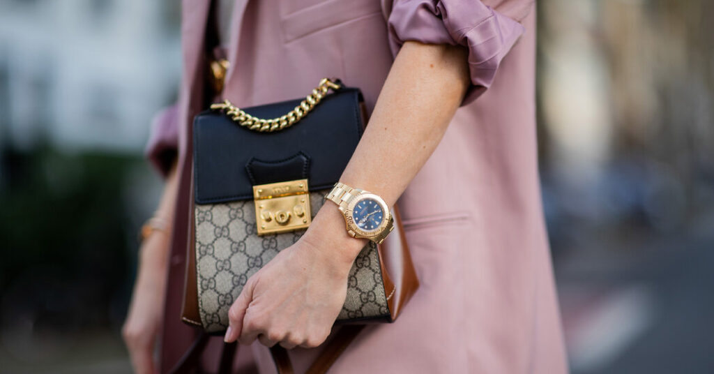 Forget 'Ladies' Collections.' Women Watch Buyers Want More Options.