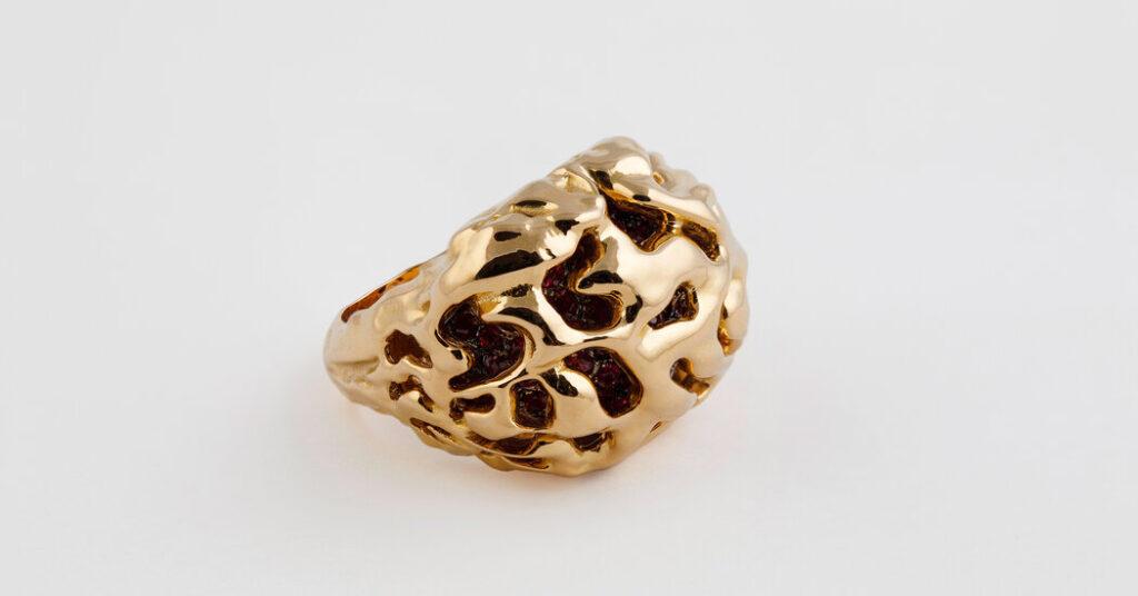 At a Mumbai Jewelry Design Studio, Intellect Meets Art