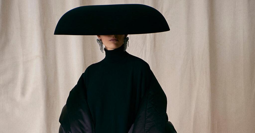 The Triumphant Rebirth of Balenciaga Couture