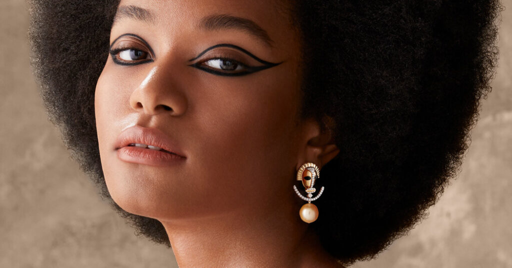 Sotheby's Mounts a Sale of Jewelry by 21 Black Designers
