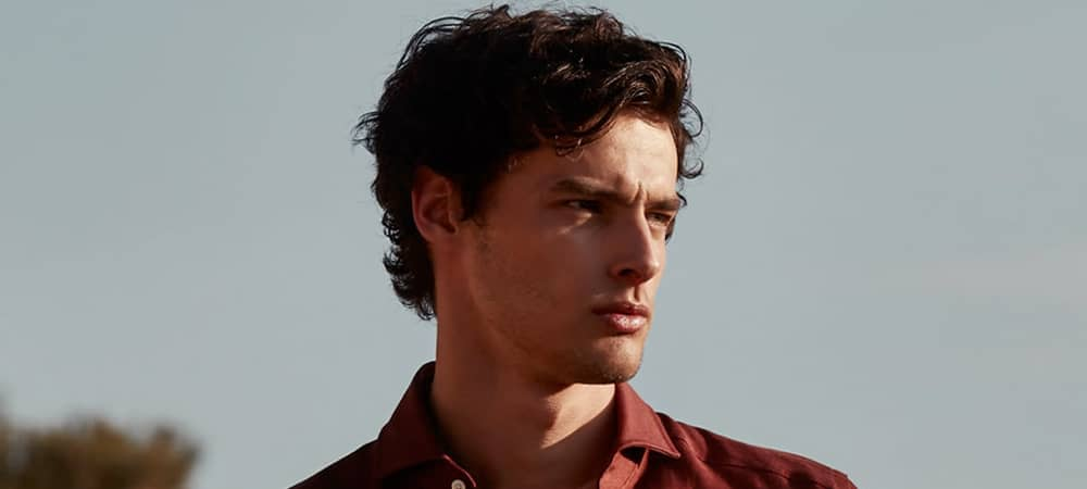 The Best Men's Wavy Hairstyles For 2021