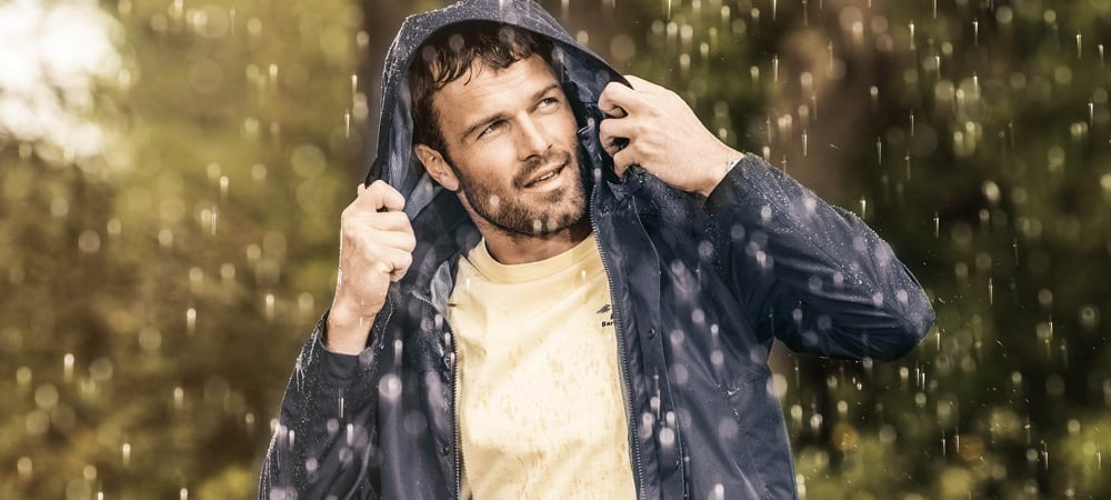 How To Look Good In The Rain