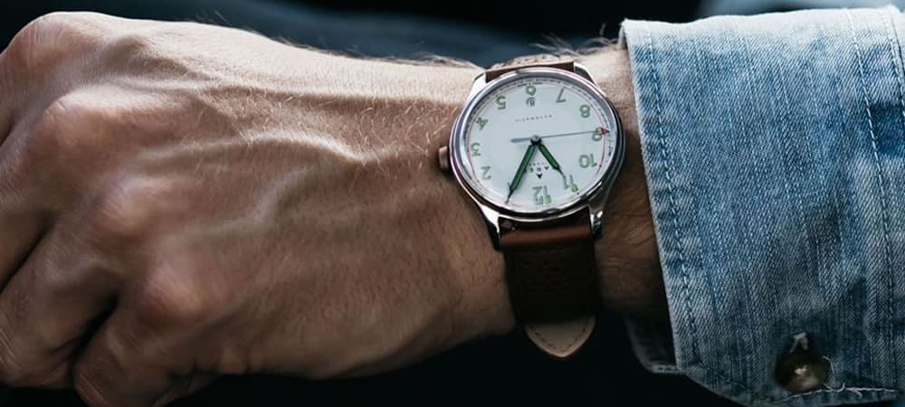 Men's Christmas Watches Gift Guide 2021
