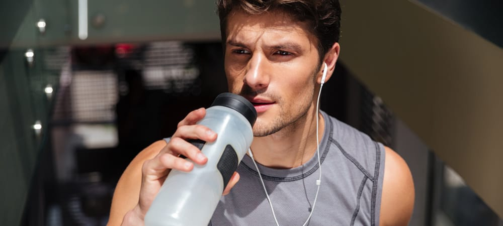 The Man's Guide To Detoxing